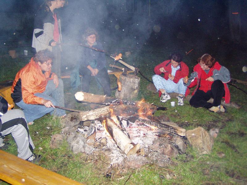 noční piknik